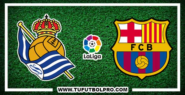Ver Real Sociedad vs Barcelona EN VIVO Por Internet Hoy 27 de Noviembre 2016