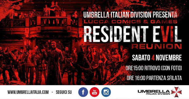 Resident Evil Reunion