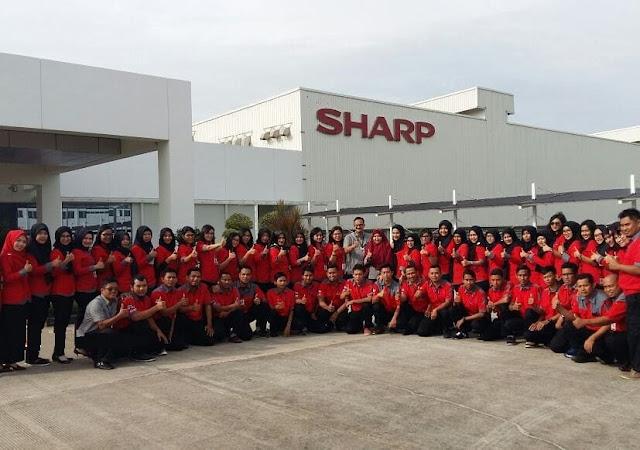 PT Sharp Electronics Indonesia Buka Lowongan Kerja Terbaru Bagian Mechanical Engineer