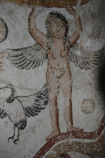 Paintings from the tomb of Petosiris at Muzawaka (I)