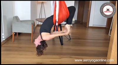 CURSO PROFESORES AERO YOGA® INTERNATIONAL A DISTANCIA