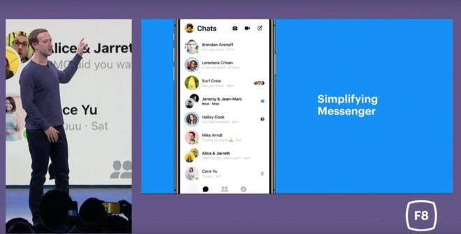 App-Messenger-rinnovata
