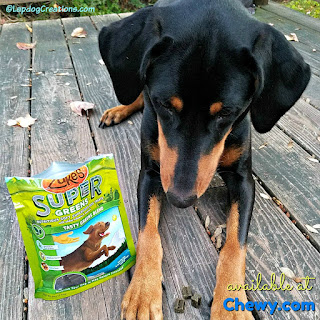 doberman mix dog zukes superfood treats great greens