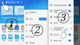 Cara Menampilkan Aplikasi dan File Tersembunyi di Android