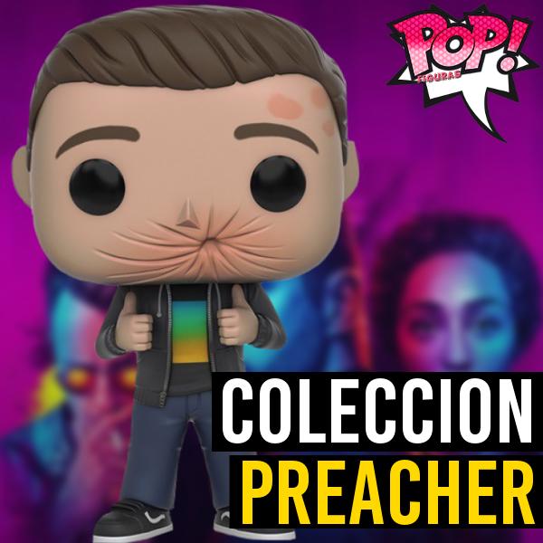 Figuras Funko Pop Lista Y: Funko POP Preacher - ⛄ Figuras Funko POP