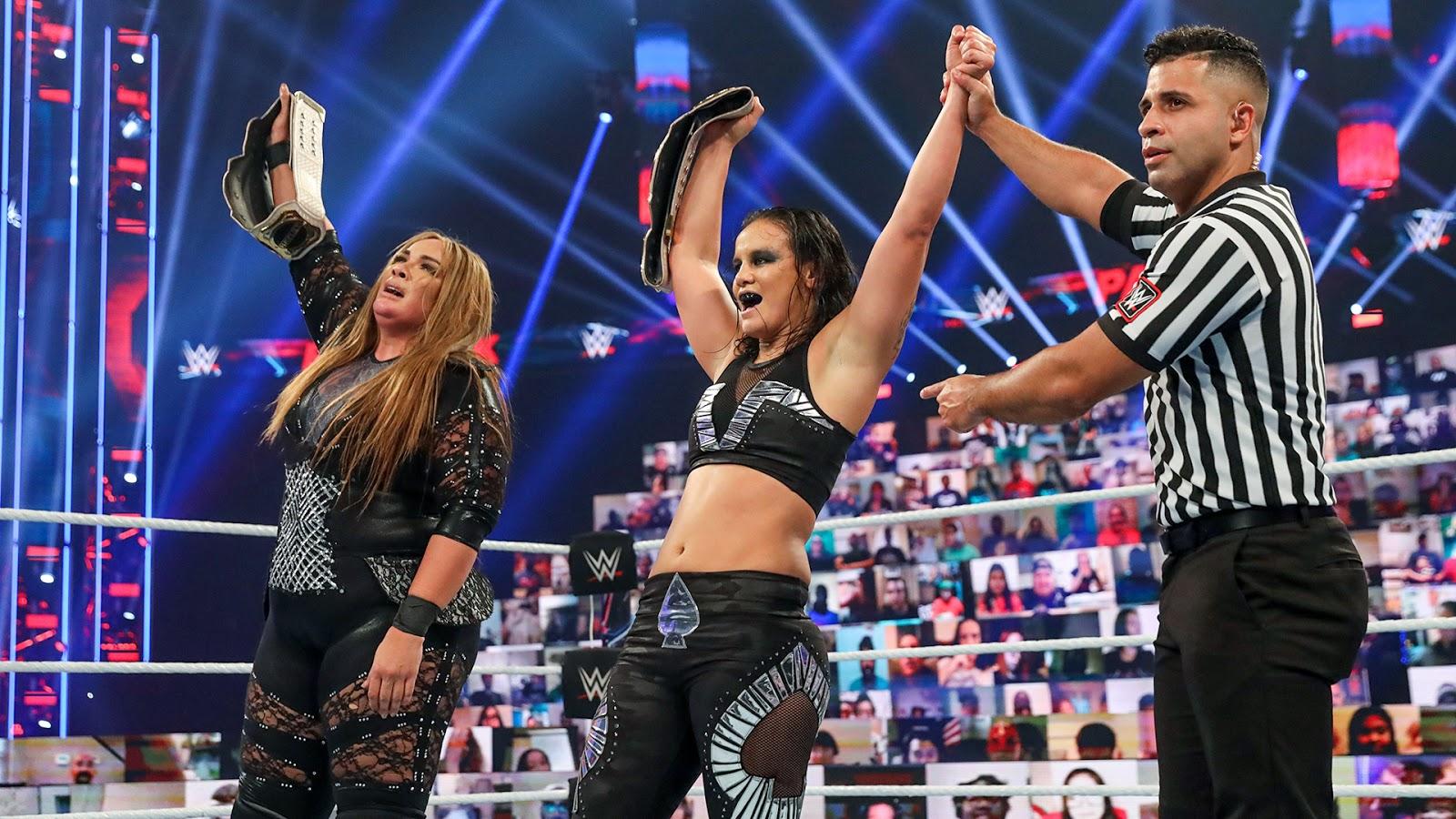 Definidas as novas desafiantes ao WWE Women's Tag Team Championship