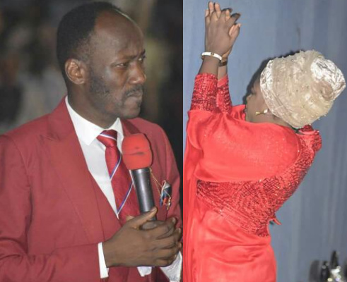 apostle suleman adultery