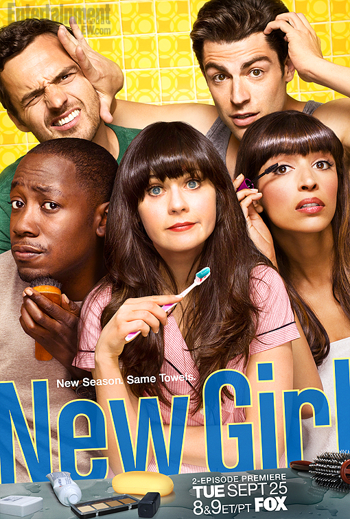New Girls Season 2 – Dvd5