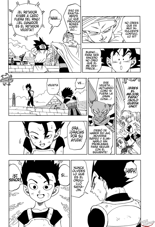 Dragon Zone Z: (Manga) Dragon Ball Super Capítulo 12 (Español)