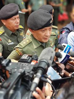 TEGAS ! Kapuspen TNI : Prajurit TNI Yang Terjun ke Dunia Politik Harus Pensiun Dini