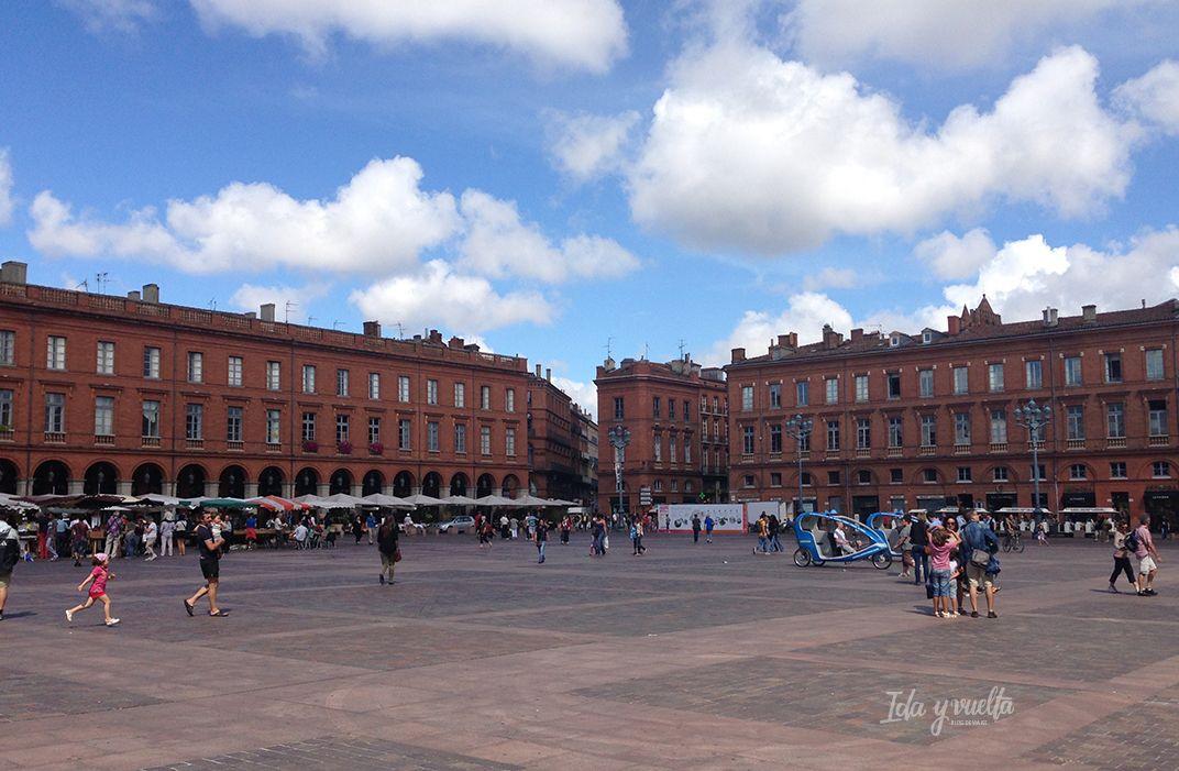 Datos prácticos sudeste Francia Toulouse
