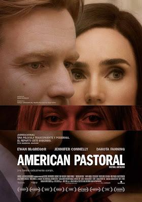 AMERICAN PASTORAL (PASTORAL AMERICANA) - pelicula cartel