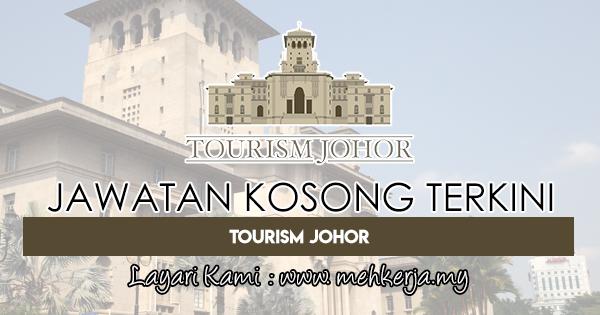 Jawatan Kosong Terkini di Tourism Johor
