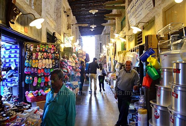 Souq Waqif Shops