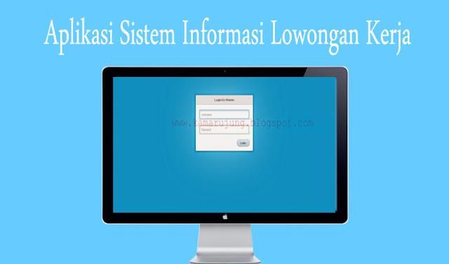 Sistem Informasi Lowongan Kerja Menggunakan PHP