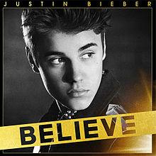 Justin Bieber-Believe