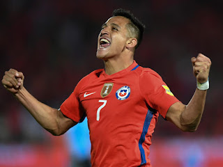 Alexis Sanchez Gives Injury Update Ahead of Old Trafford Trip