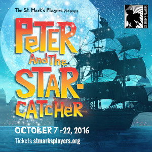 Peter and the Starcatcher poster image