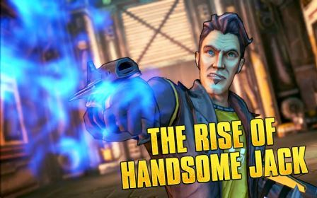 screenshot Borderlands: The Pre-Sequel! APK Download