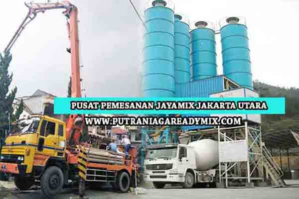 Harga Beton Jayamix Jakarta Utara