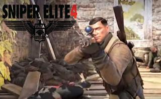 Spesifikasi PC Untuk Bermain Game Sniper Elite 4