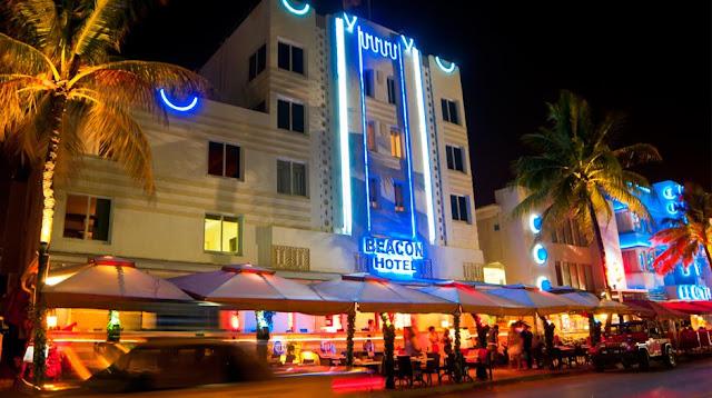 Beacon Hotel em Miami Beach