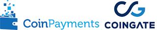 CoinPayments ve CoinGate ile DigiByte ödemesi alın