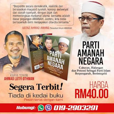 Buku Baru Ahmad Lutfi Othman