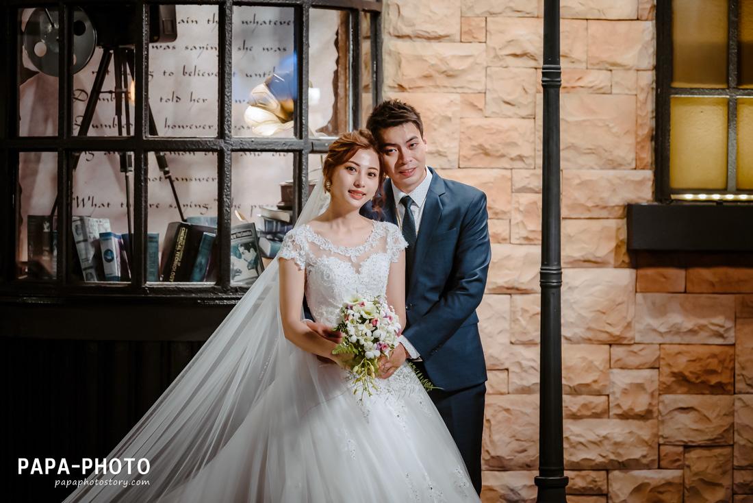 PAPA-PHOTO,婚攝,婚宴,阿沐婚宴,婚攝阿沐,阿沐婚攝,Amour阿沐,茂園,阿沐婚攝,類婚紗