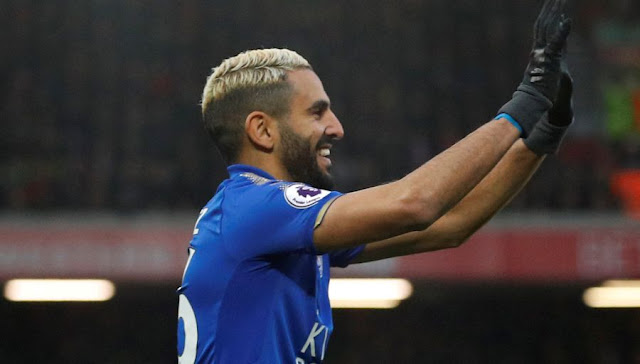 Mercato Leicester: It's getting clearer for Mahrez