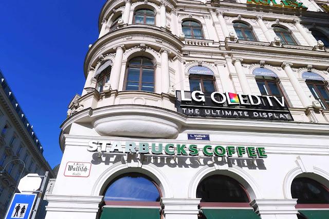 Vienna Starbucks