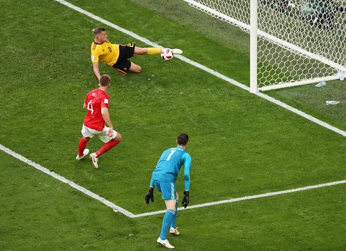 Bélgica vence a Inglaterra y se lleva el bronce del Mundial de Rusia 2018