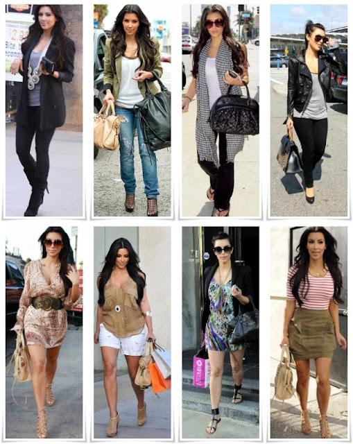 Blog da Monah: Estilo das Celebridades: Kim Kardashian