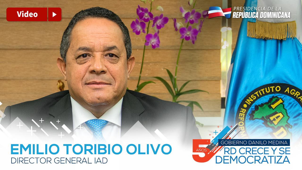 VIDEO: Emilio Toribio Olivo, director general IAD