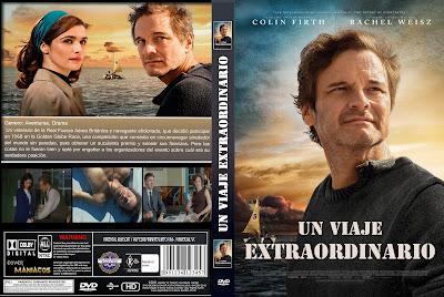 UN VIAJE EXTRAORDINARIO -THE MERCY- 2017 [CARATULA - DVD]
