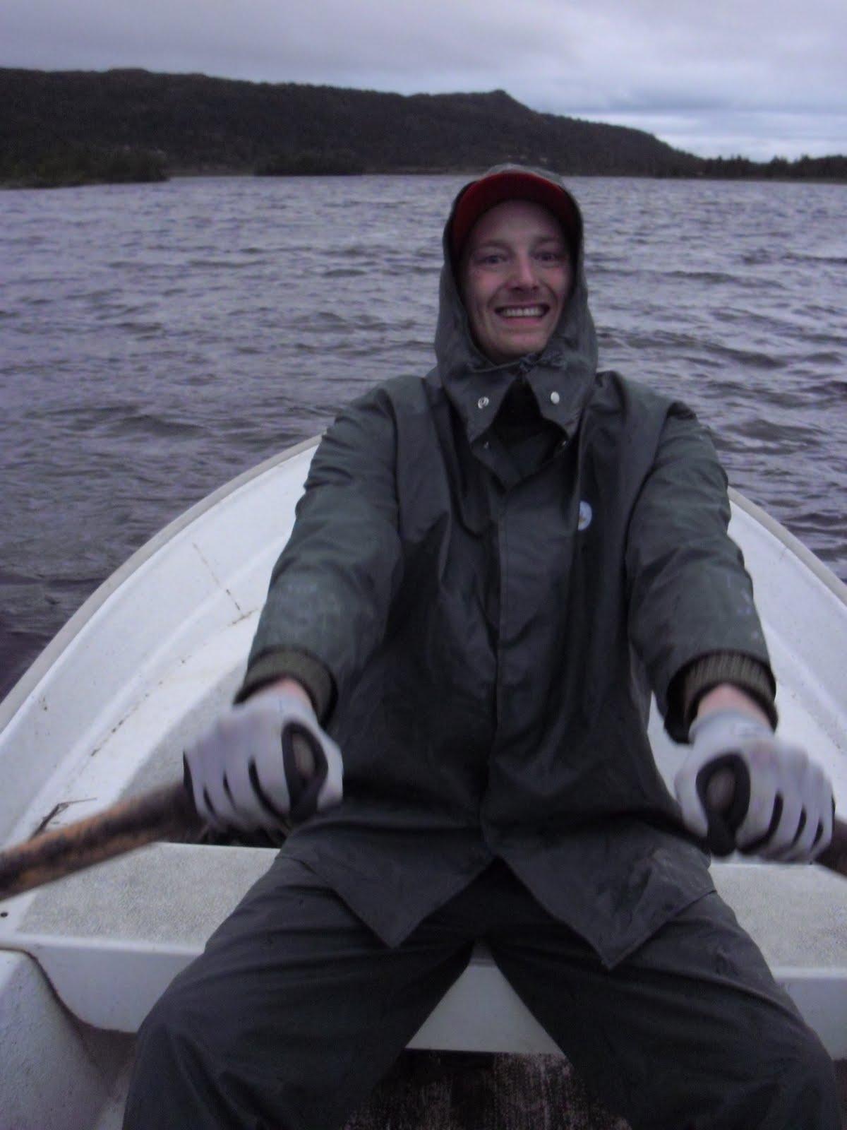 menn på fisketur
