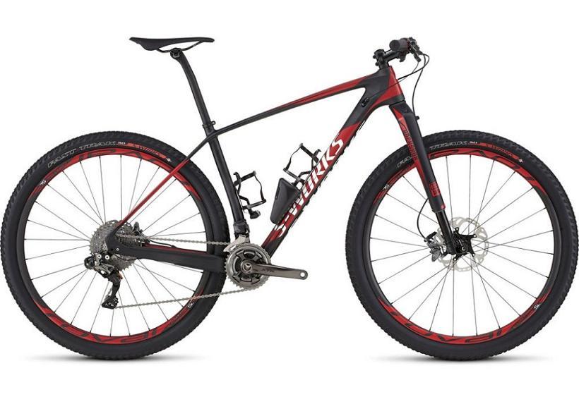 Bicicleta Specialized S-Works Stumpjumper HT