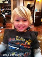corte de cabelo para bebê 2 anos