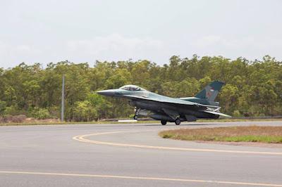 F-16 Fighting Falcon TNI AU