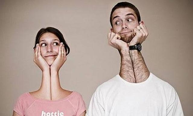 foto pasangan terunik terlucu teraneh dan ternorak di dunia-16