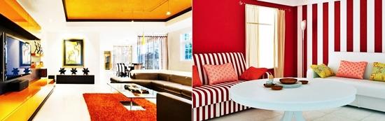 Tips Memilih Warna Cat Dinding Interior Rumah