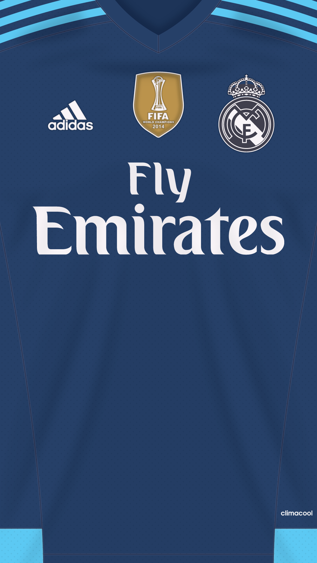sale retailer e3fe5 6c94a Wallpaper Jersey Real Madrid 2018