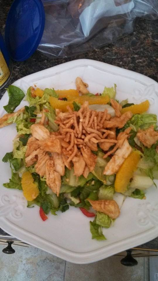 Chinese Chicken Salad America Test Kitchen