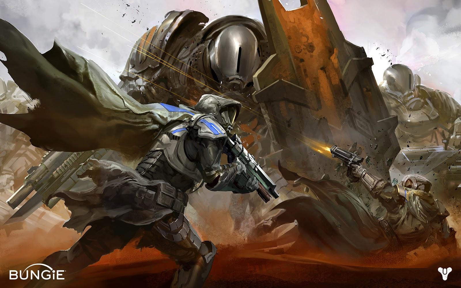 Impresionante trailer de Destiny, justo antes de su lanzamiento