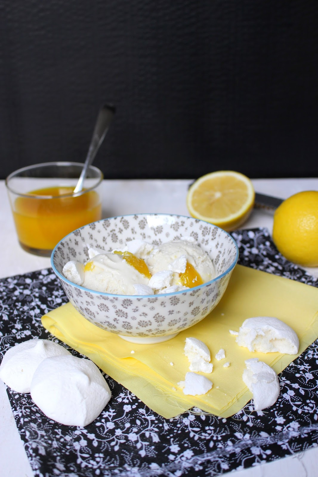 do you speak vegan glace tarte au citron. Black Bedroom Furniture Sets. Home Design Ideas