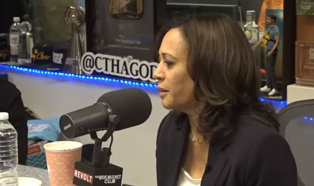 Kamala Harris Takes Aim At Joe Biden, Gender Pay Gap, Climate Control, Russia + More