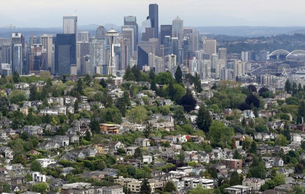 114,000 more people: Seattle now decade's fastest-growing big city in all of U.S.