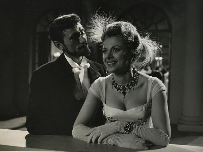 Les aventures d'Arsène Lupin, 1957.