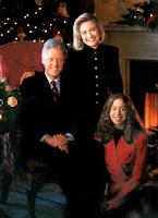 Familien Clinton ca. 2010, CC, us-gov.