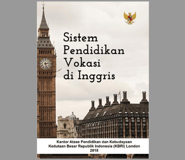 Buku Sistem Pendidikan Vokasi di Inggris